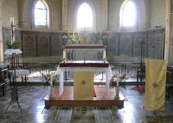 Journées du patrimoine 2018 - Visites libre et commentée de l'église Notre-Dame