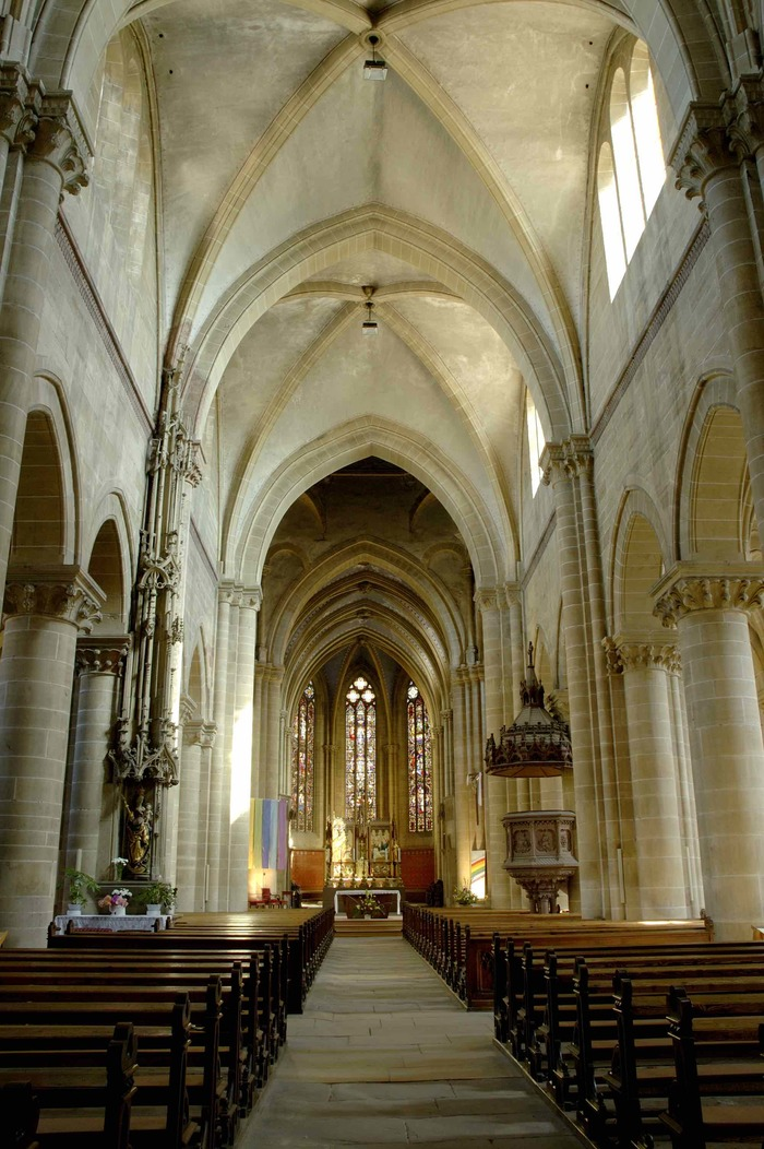 Journées du patrimoine 2018 - Découverte de l'église Notre-Dame
