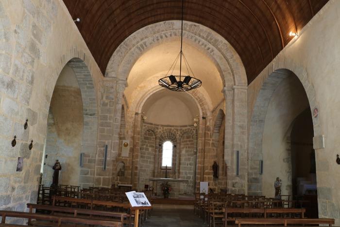 Journées du patrimoine 2018 - Découverte de l'église romane Saint-Aignan à Ladignac-le-Long