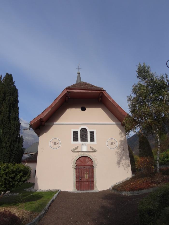 Journées du patrimoine 2018 - Visite libre de l'église Saint-Donat.