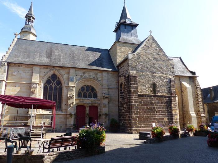 Journées du patrimoine 2018 - Découverte de l'église Saint-Gilles
