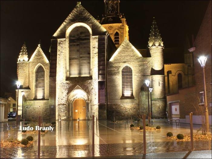 Journées du patrimoine 2018 - Découverte commentée de l'église