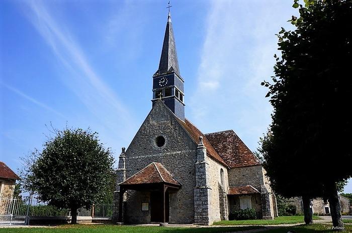 Journées du patrimoine 2017 - Visite libre de l'église Saint-Loup du XVIIe siècle