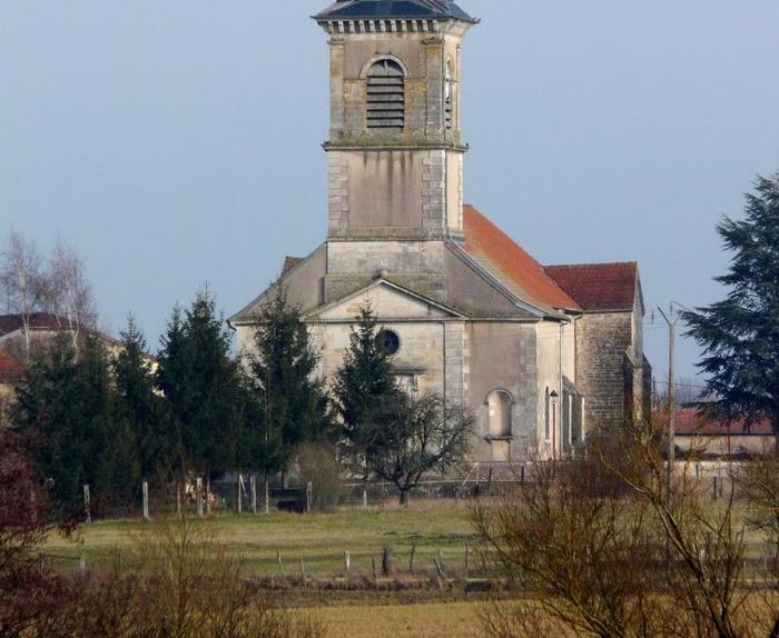 Journées du patrimoine 2018 - Eglise Saint-Ludomier
