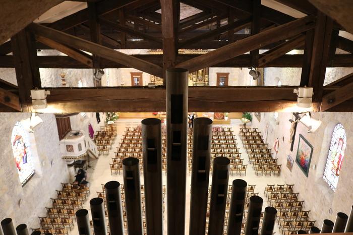 Journées du patrimoine 2018 - Découverte de l'église Saint Martin