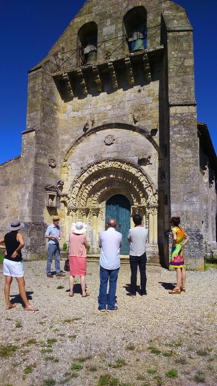 Journées du patrimoine 2018 - Découverte de l'église Saint-Martin