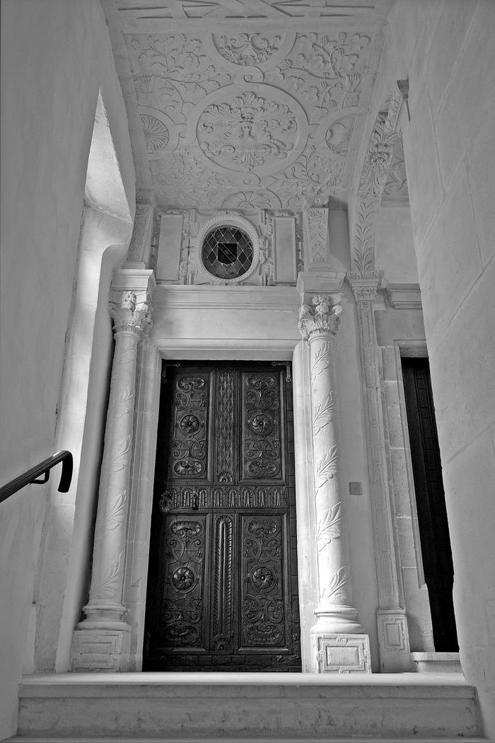 Journées du patrimoine 2018 - Découverte de l'Escalier Renaissance