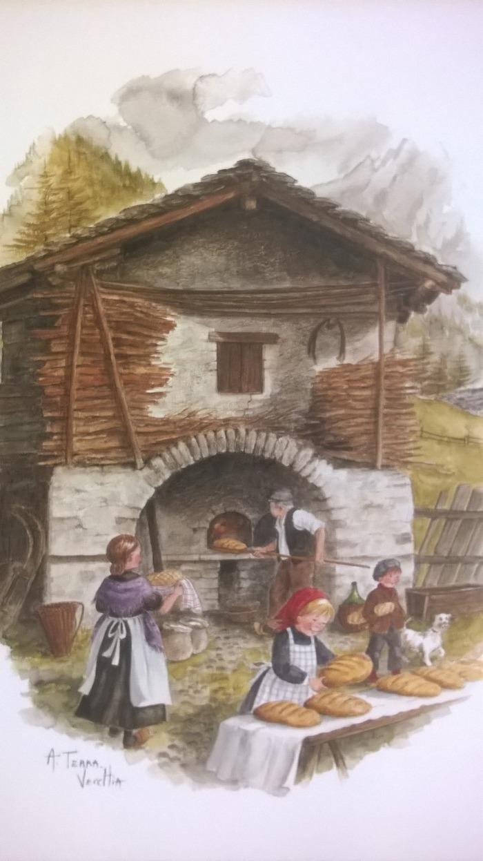 Journées du patrimoine 2018 - Découverte de l'histoire des fours à pain et degustation.
