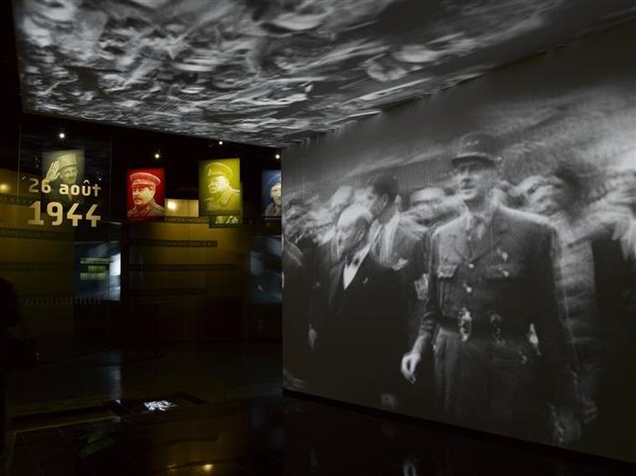 Journées du patrimoine 2018 - Découverte de l'Historial Charles de Gaulle