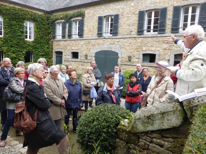 Journées du patrimoine 2018 - Découverte de l'hôtel Digaultray des Landes