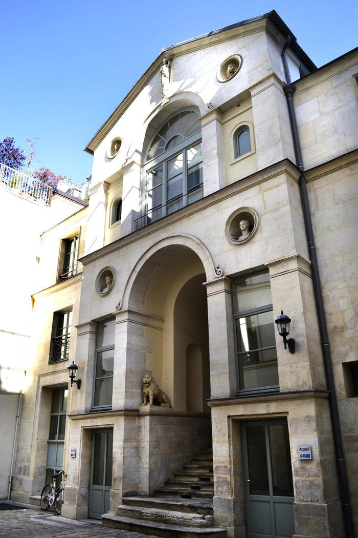 Journées du patrimoine 2018 - Découverte de l'hôtel particulier de la rue d'Hauteville