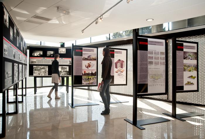 Journées du patrimoine 2018 - Découverte de L/OBLIQUE, le centre de valorisation du patrimoine de la Cité internationale