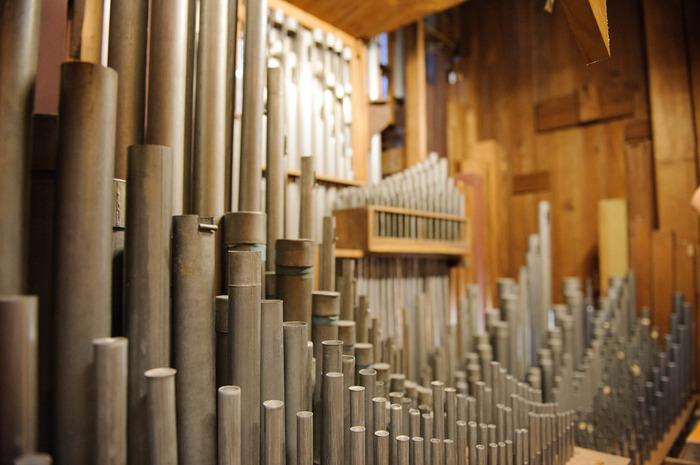 Journées du patrimoine 2018 - Découverte de l'orgue de l'église Notre-Dame