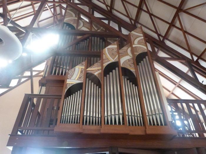 Journées du patrimoine 2018 - Découverte de l'Orgue de l'église Saint-Michel