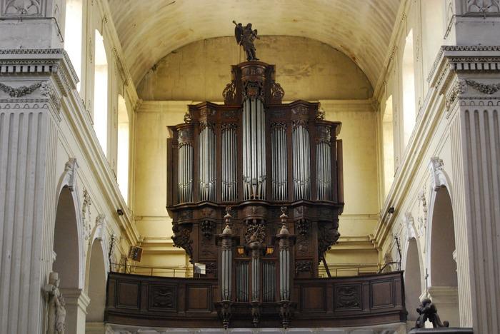 Journées du patrimoine 2017 - Visite guidée autour de l'orgue de l'église Saint Michel