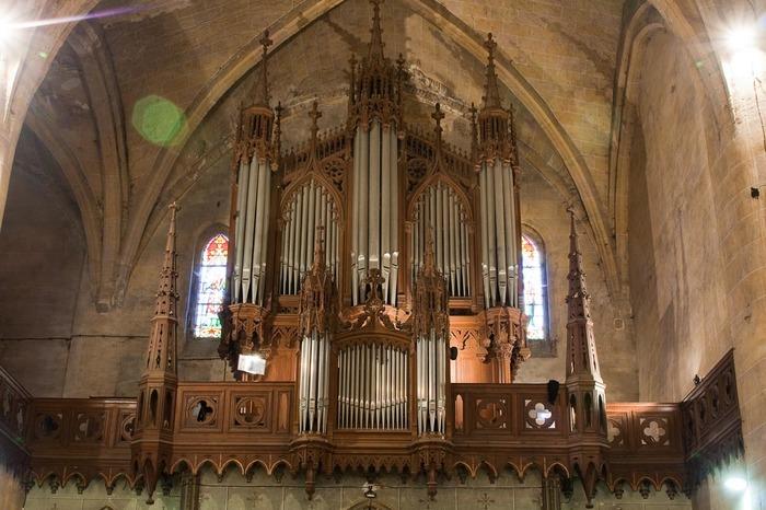 Journées du patrimoine 2017 - Découverte de l'orgue et concert