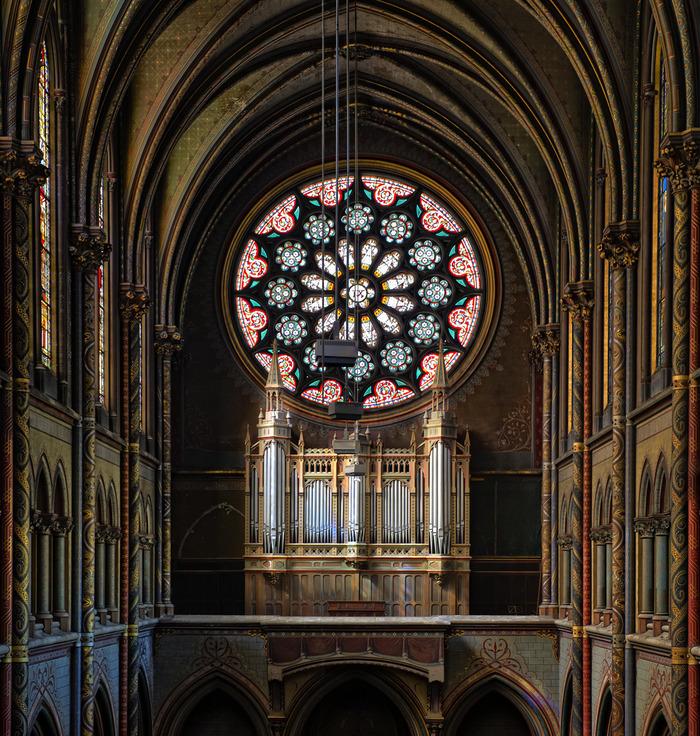 Journées du patrimoine 2018 - Découverte de l'orgue