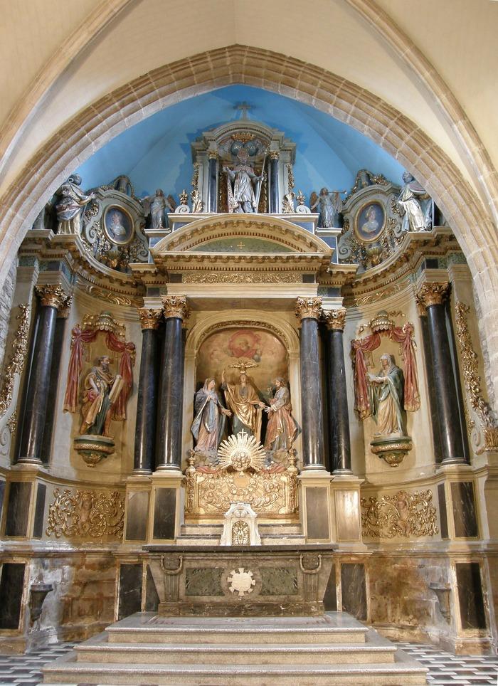 Journées du patrimoine 2018 - Découverte de la Basilique Notre-Dame-de-Joie
