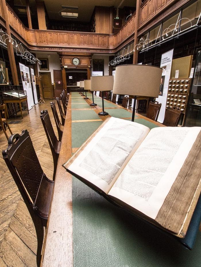Journées du patrimoine 2018 - Découverte de la bibliothèque et de ses collections