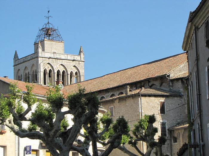 Journées du patrimoine 2018 - Visite libre de la cathédrale Notre-Dame de Die.