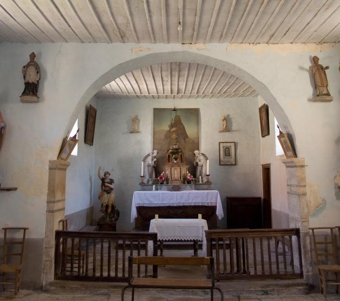 Journées du patrimoine 2018 - Découverte de la chapelle du Prélot