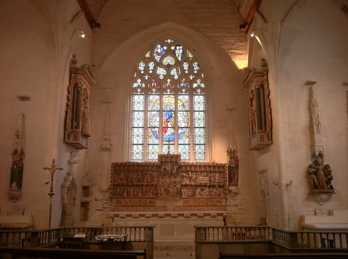 Journées du patrimoine 2018 - Découverte de la chapelle Notre-Dame de la Houssaye