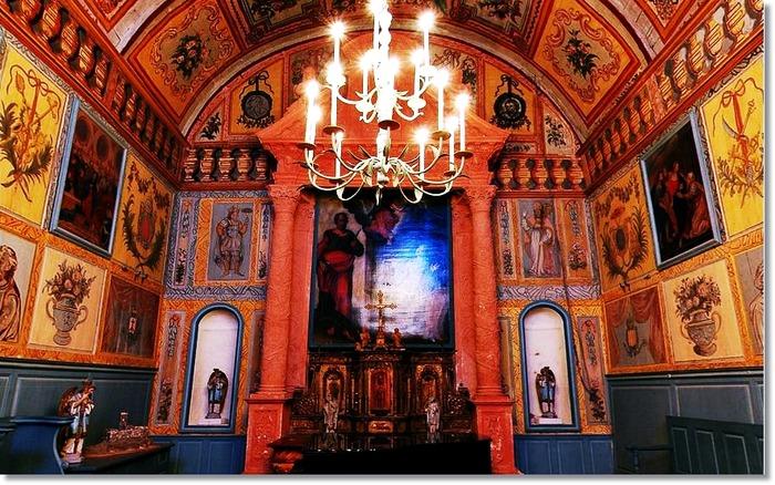 Journées du patrimoine 2018 - Découverte de la chapelle Saint-Barthélemy