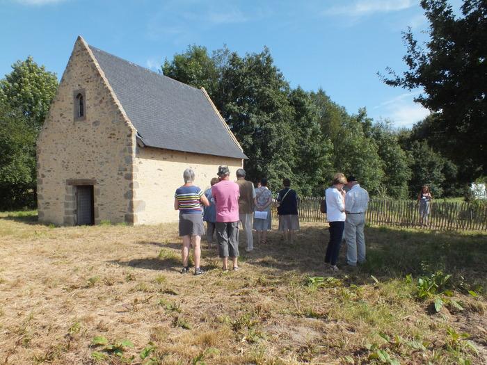Crédits image : Office de tourisme Vallée de Haute Mayenne