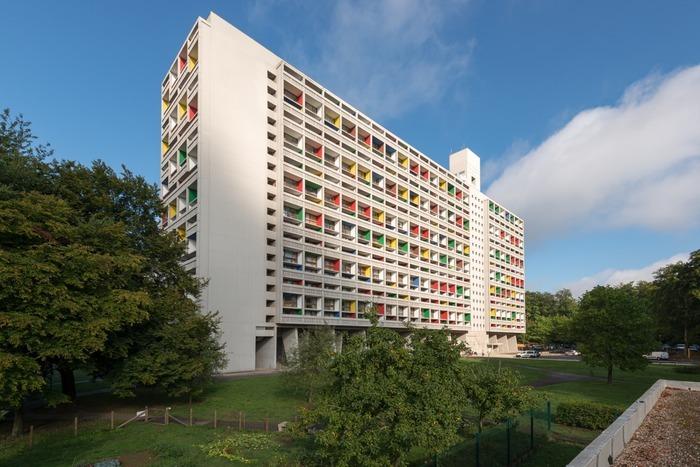 Journées du patrimoine 2018 - Découverte de la Cité Radieuse Le Corbusier 54