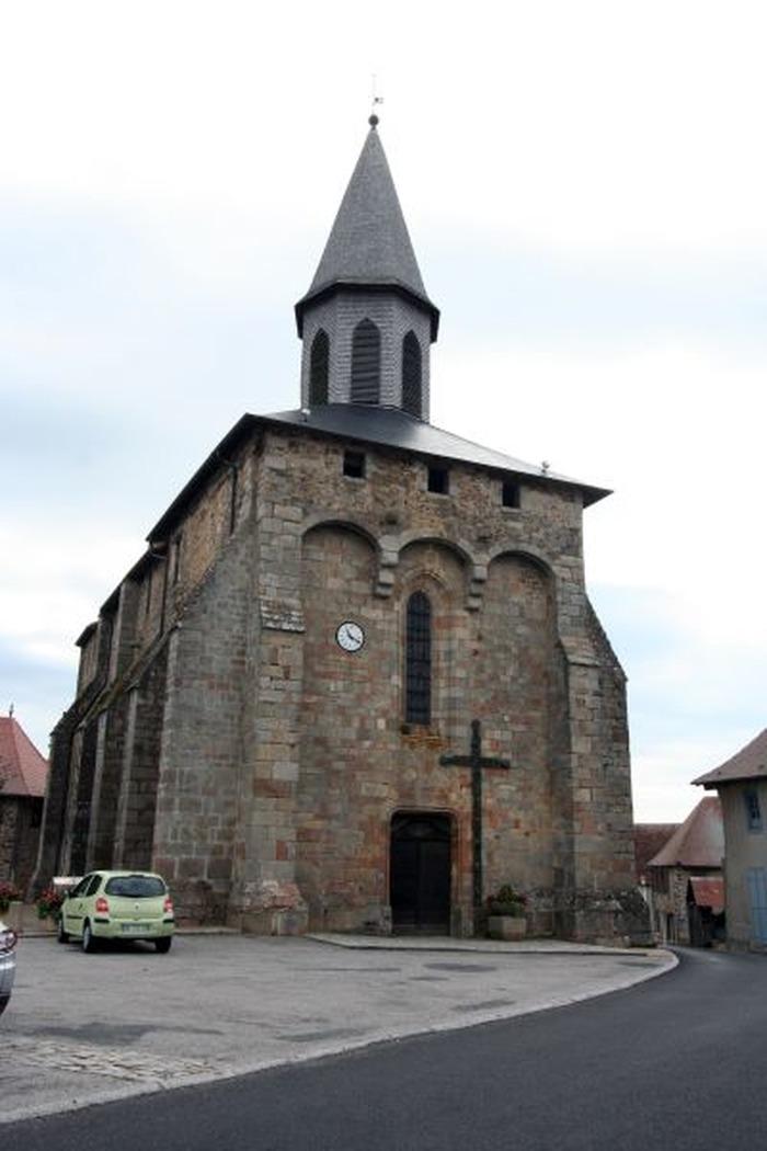 Journées du patrimoine 2018 - Découverte de la collégiale fortifiée du XIVe siècle de Saint-Germain-Les-Belles