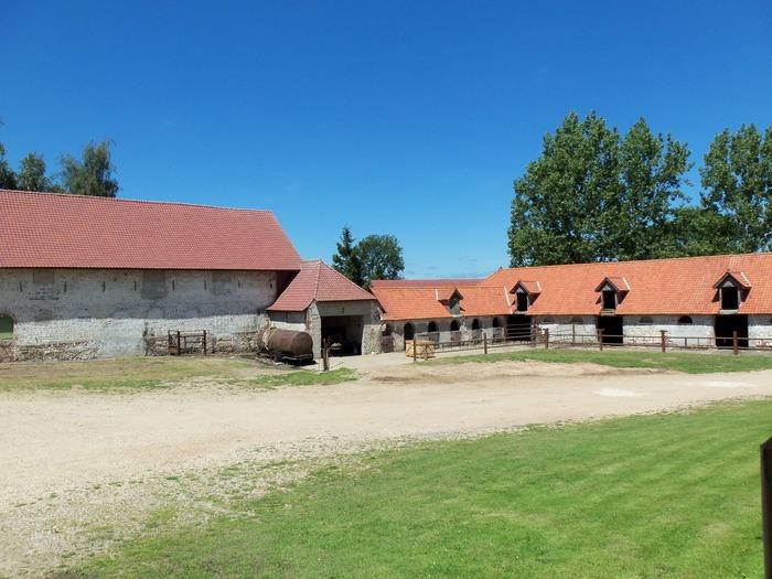 Journées du patrimoine 2018 - Découverte de la ferme Roussel