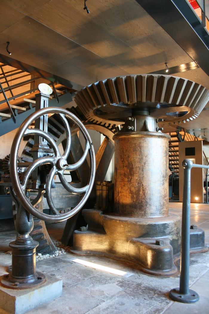 Journées du patrimoine 2018 - Découverte de la Maison de l'eau, ancienne station de pompage de Cabazat : expositions et visite guidée des parties cachées
