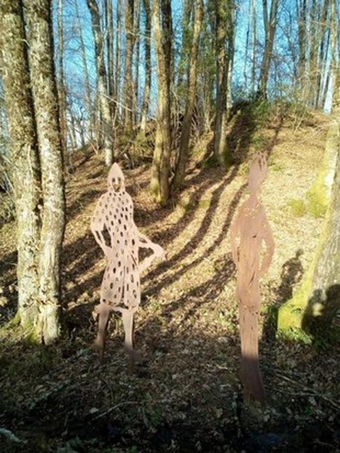 Journées du patrimoine 2018 - Découverte de la motte castrale sur la commune de La Porcherie