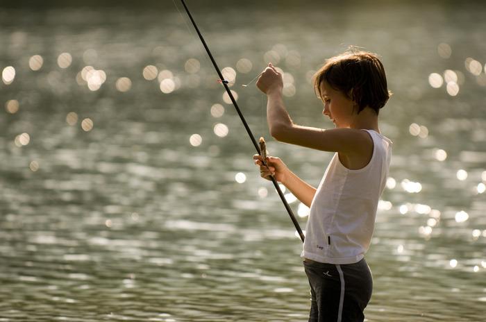 Découverte de la pêche au bouchon