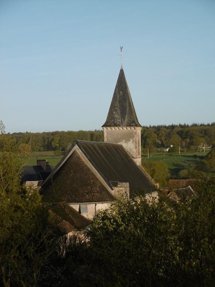 Journées du patrimoine 2018 - Découverte de la petite église St-Nicolas