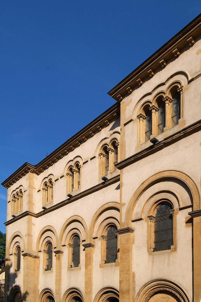 Journées du patrimoine 2018 - Découverte de la Synagogue consistoriale et des synagogues ashkénazes et séfarades