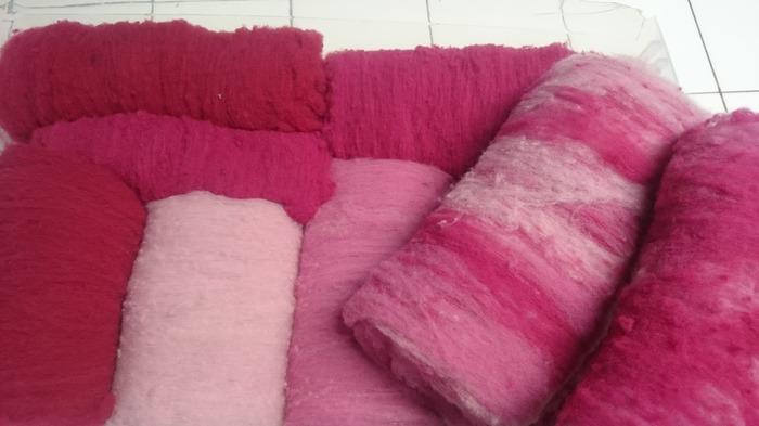 Journées du patrimoine 2018 - Découverte de la teinture de la laine