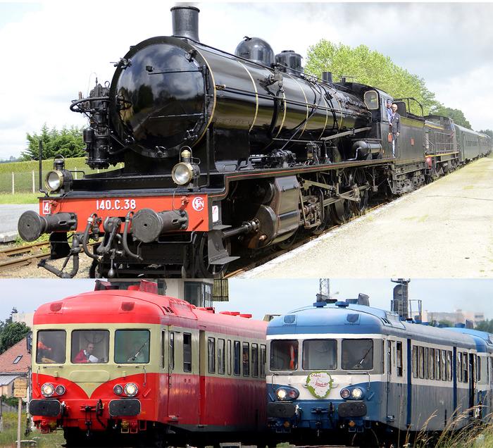 Journées du patrimoine 2018 - Découverte de matériels anciens des chemins de fer