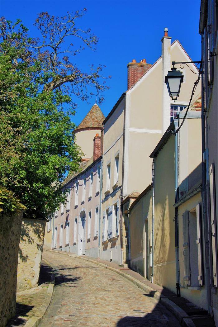 Journées du patrimoine 2018 - Découverte de Montfort l'Amaury