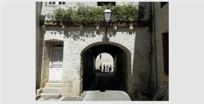 Journées du patrimoine 2018 - Découverte de Mussy médiéval