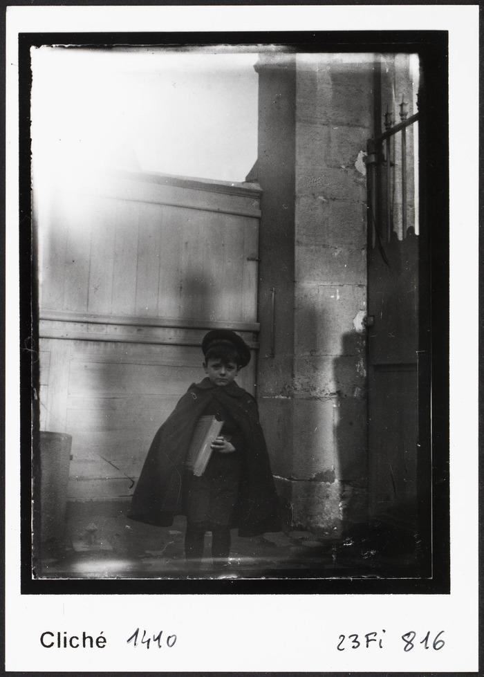Crédits image :  Archives départementales de la Sarthe