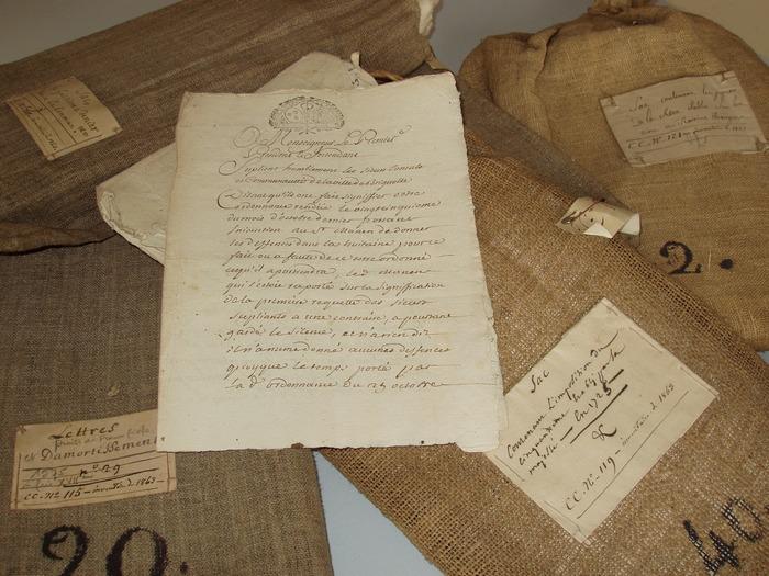 Journées du patrimoine 2018 - Découverte des Archives municipales