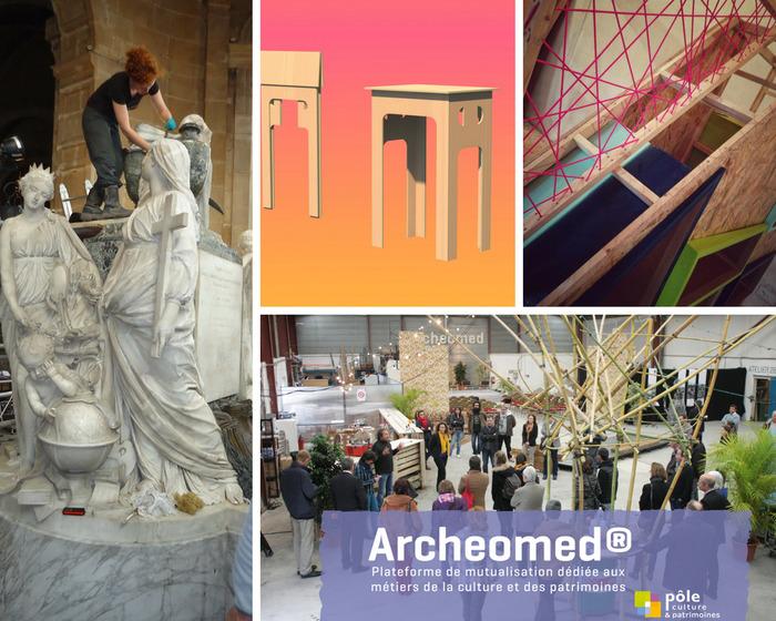 Journées du patrimoine 2018 - Découverte des métiers de la culture et des patrimoines