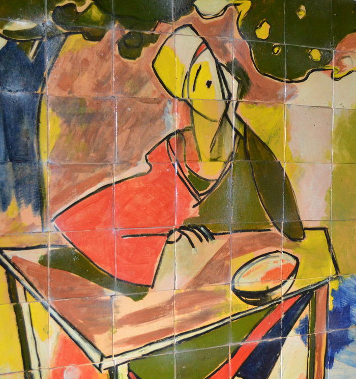 Journées du patrimoine 2018 - Découverte des oeuvres de Bernard Chardon