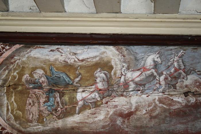 Journées du patrimoine 2018 - Découverte des peintures et histoires de chantiers