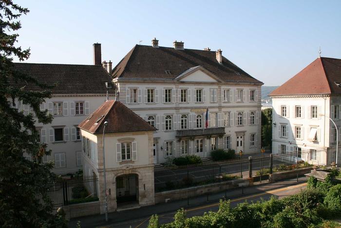 Journées du patrimoine 2017 - Découverte des salons, des objets d'arts et de l'architecture de la Préfecture de la Haute-Saône