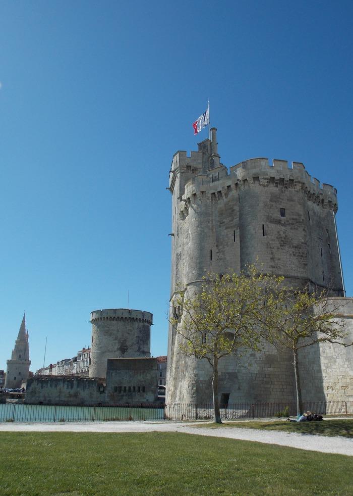 Journées du patrimoine 2018 - Découverte des tours de La Rochelle