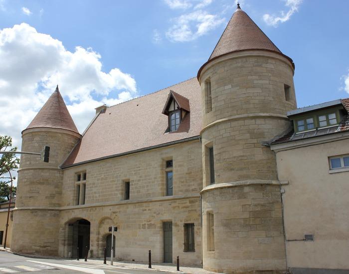 Journées du patrimoine 2018 - Découverte des travaux de rénovation du Musée du Jouet