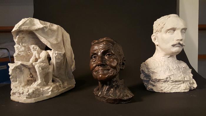 Journées du patrimoine 2018 - Découverte des trois acquisitions Camille Claudel