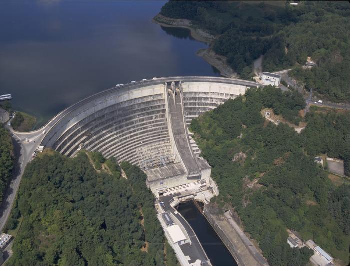 Journées du patrimoine 2018 - Découverte du barrage EDF de Bort-les-Orgues et conférence